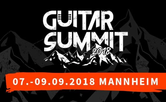 Guitar Summit 2018