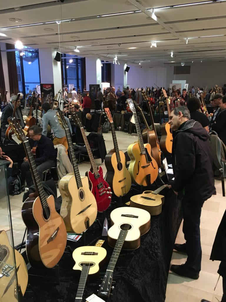 Guitares au Beffroi - The Guitar Channel