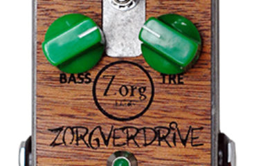 Pedal Review - Zorgverdrive / Zorg Effects