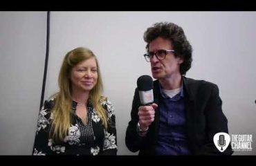 Muriel Anderson interview - 2018 Winter NAMM
