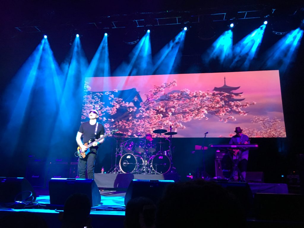 2018 G3 concert report - Uli Jon Roth / John Petrucci / Joe Satriani