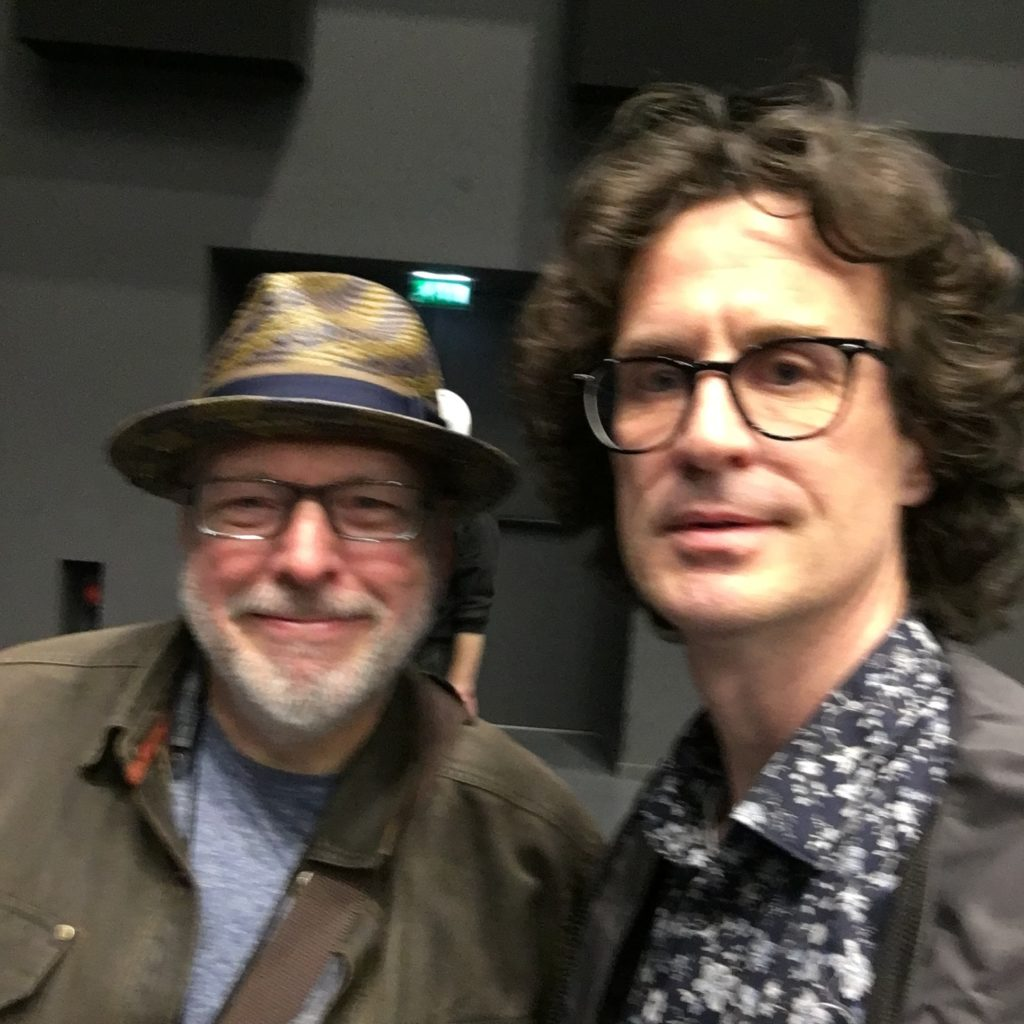 Selfie Mike Keneally / Pierre Journel - G3 2018