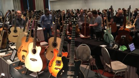 2018 Holy Grail Guitar Show - Luthiers interviews - Part 2/2