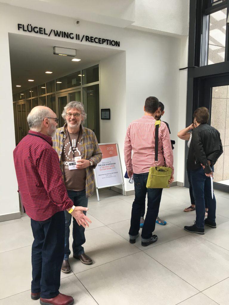 2018 EGB symposium - Berlin - Full debrief - The Guitar Channel