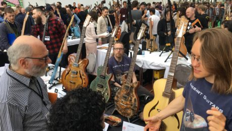 2018 Holy Grail Guitar Show - Video visit and debrief