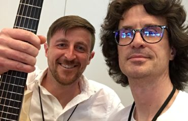 Rory Dowling interview from Taran Guitars at the Holy Grail Guitar Show
