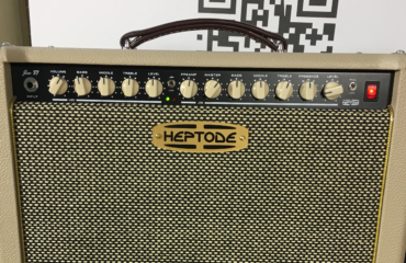 Amp Review - Heptode Jim 81: awesome sounding 100W solid-state amp