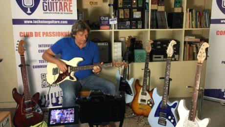 Charles Janssen luthier interview - Schwung Guitars