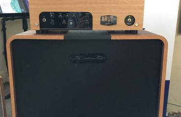 Amp Review - Brut(e) Deluxe Dewitte Wired - 100% tube powered