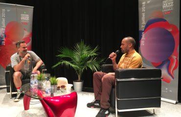 Ben Harper press conference - 2018 Montreal Jazz Festival