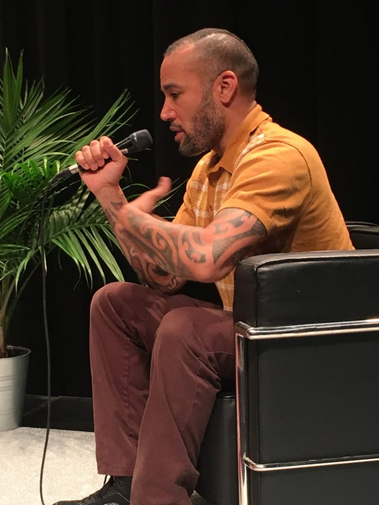 Ben Harper press conference - 2018 Montreal Jazz Festival