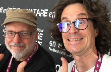 Mike Keneally interview - Guitare en Scène 2018