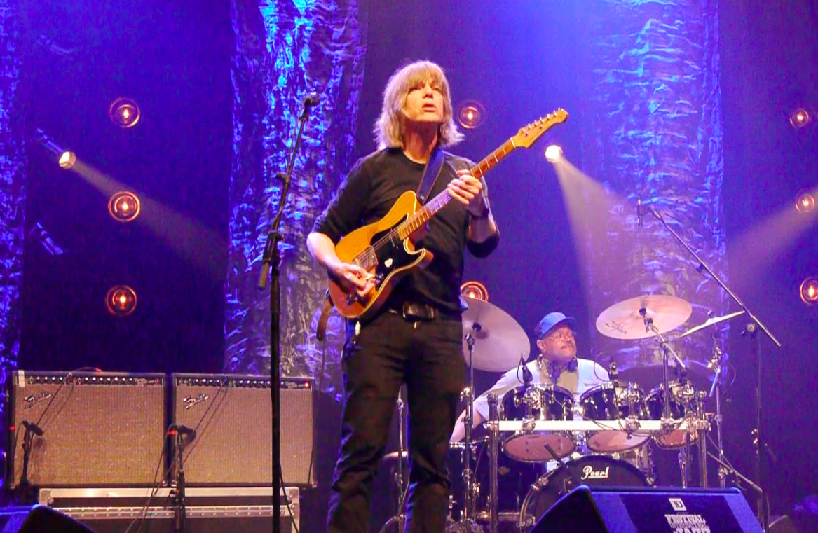 Mike Stern interview - 2018 Montreal Jazz Festival