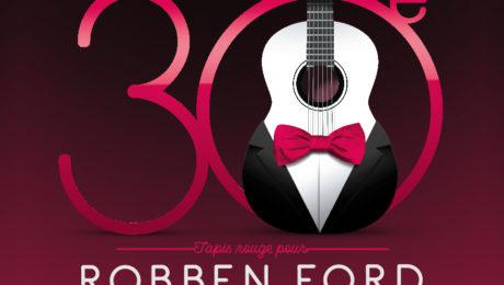 2018 Festival Guitare Issoudun - 30th edition
