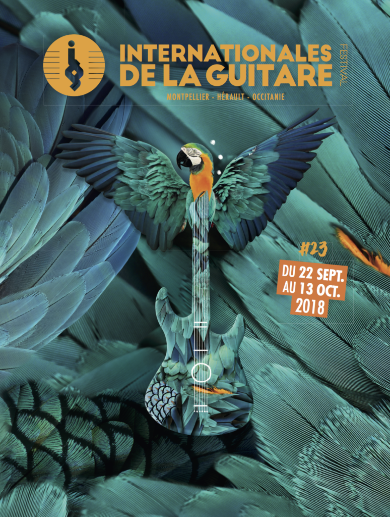 Les Internationales de la Guitare - Toulouse 2018