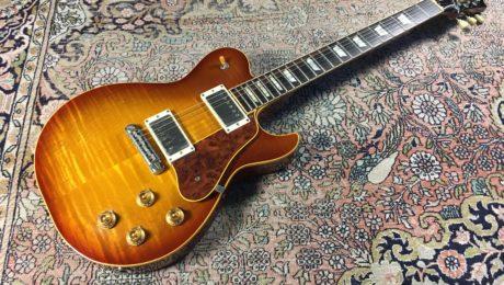 Guitar Review - Bluesmaster Custom 59 - Johan Gustavsson luthier