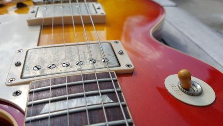 Backstager Guitar Story -