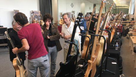 Festival de Guitare de Puteaux 2019 - Luthier show application
