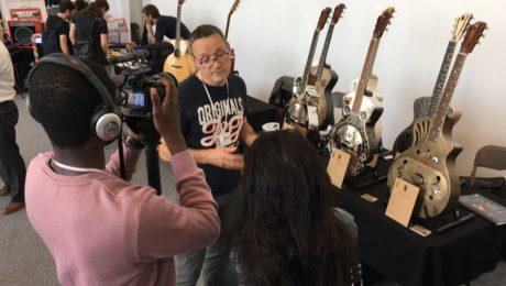 2019 Puteaux Guitar Festival - Guitar show exhibitor list