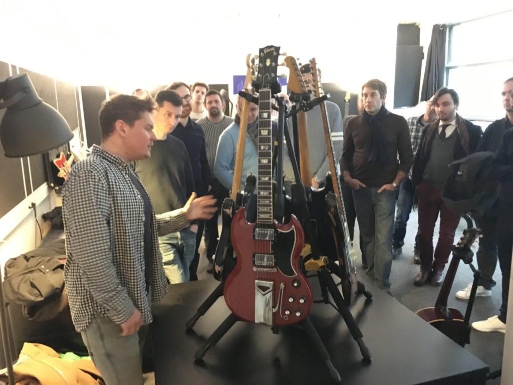2018 Vintage Guitar Afternoon with Matt's Guitar Shop - Debrief