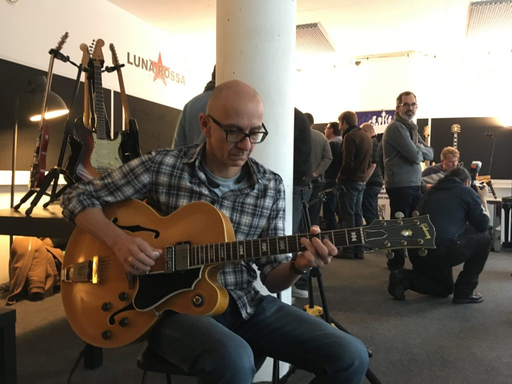 2018 Vintage Guitar Afternoon - Organized by The Guitar Channel