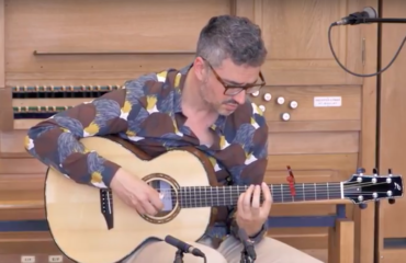 Lowry Guitars - Demo concert Puteaux Guitar Festival 2018