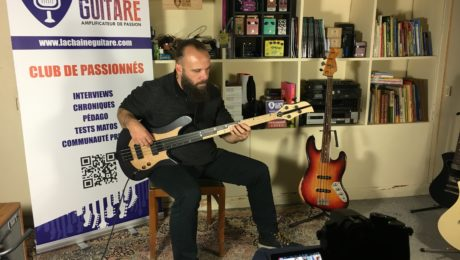 Laurent David session - Tiphaine Gallucci Bibass