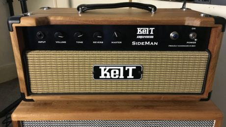 Amp Review - Kelt Amplification Sideman - 100% tube powered!