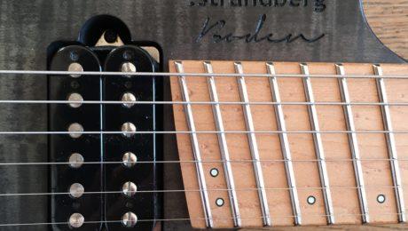 Guitar Review - Strandberg Boden Original 6
