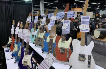 NAMM 2019 - Day 3 - Saturday, the big day of the show