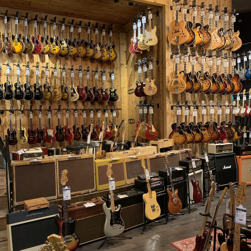 three los angeles guitar stores guitar center mesa boogie truetone music. Black Bedroom Furniture Sets. Home Design Ideas