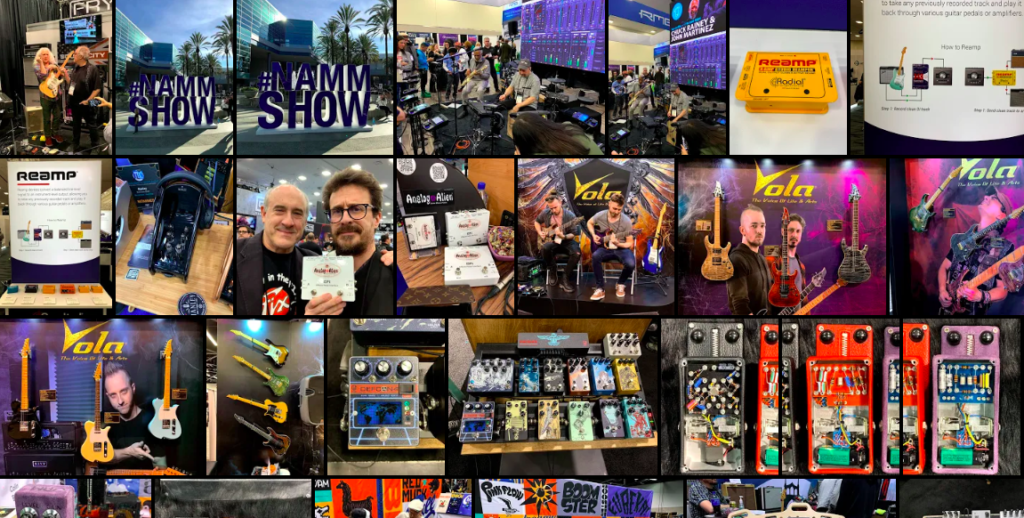 NAMM 2019 interviews - Day 4