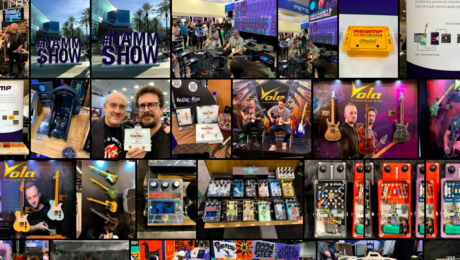 NAMM 2019 interviews - Day 4