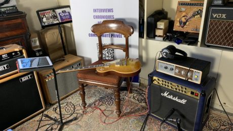 Gear Review - OX Universal Audio / Les Paul + Marshall 6101