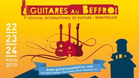 2019 Guitares au Beffroi festival (Montrouge, France) - Jean Michel Proust interview