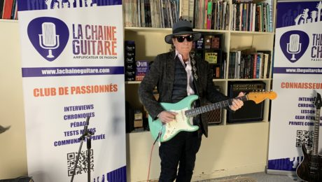 Gary Lucas interview guitar-in-hand - Wrote Grace with Jeff Buckley, played with Captain Beefheart