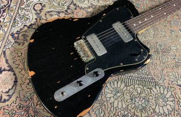 Guitar Review - California model from luthier Tony Girault
