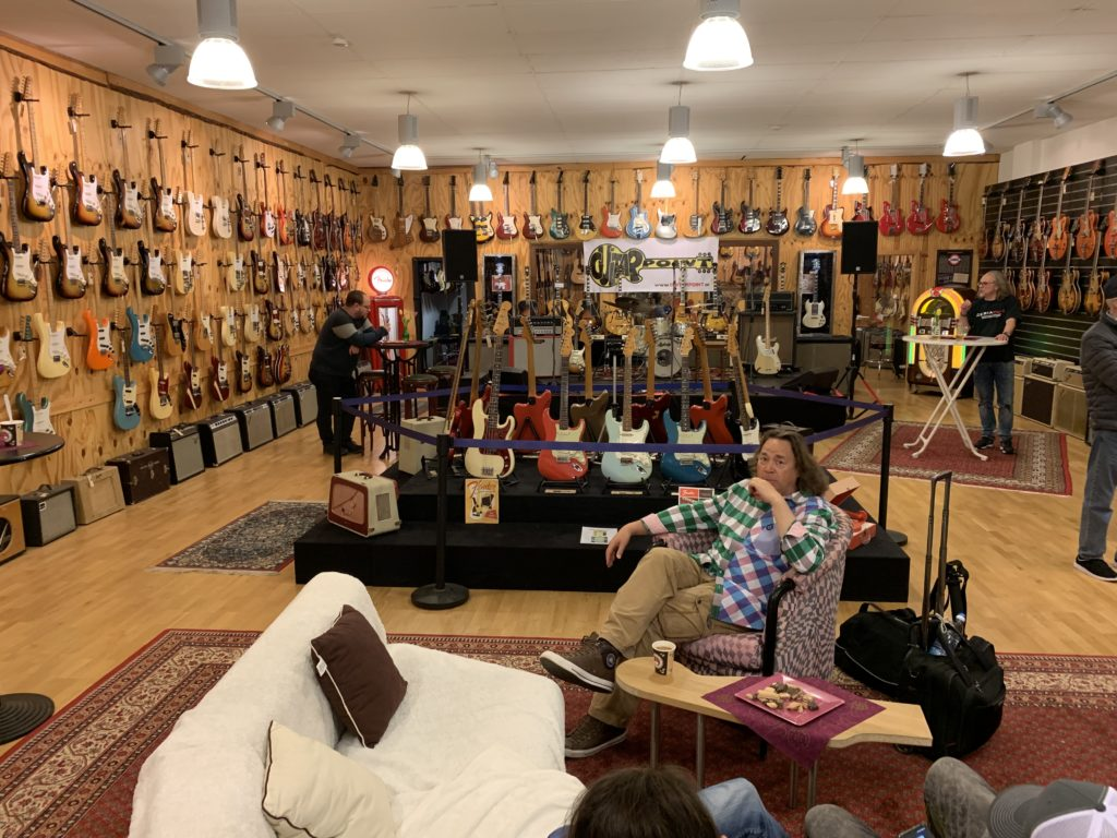 Detlef Alder interview - Founder of the Guitar Point store in Germany