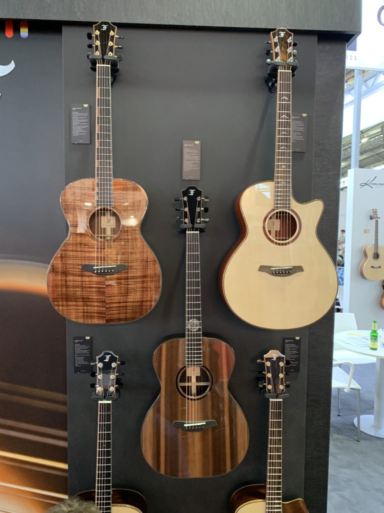Furch Guitars interview - 2019 Musikmesse