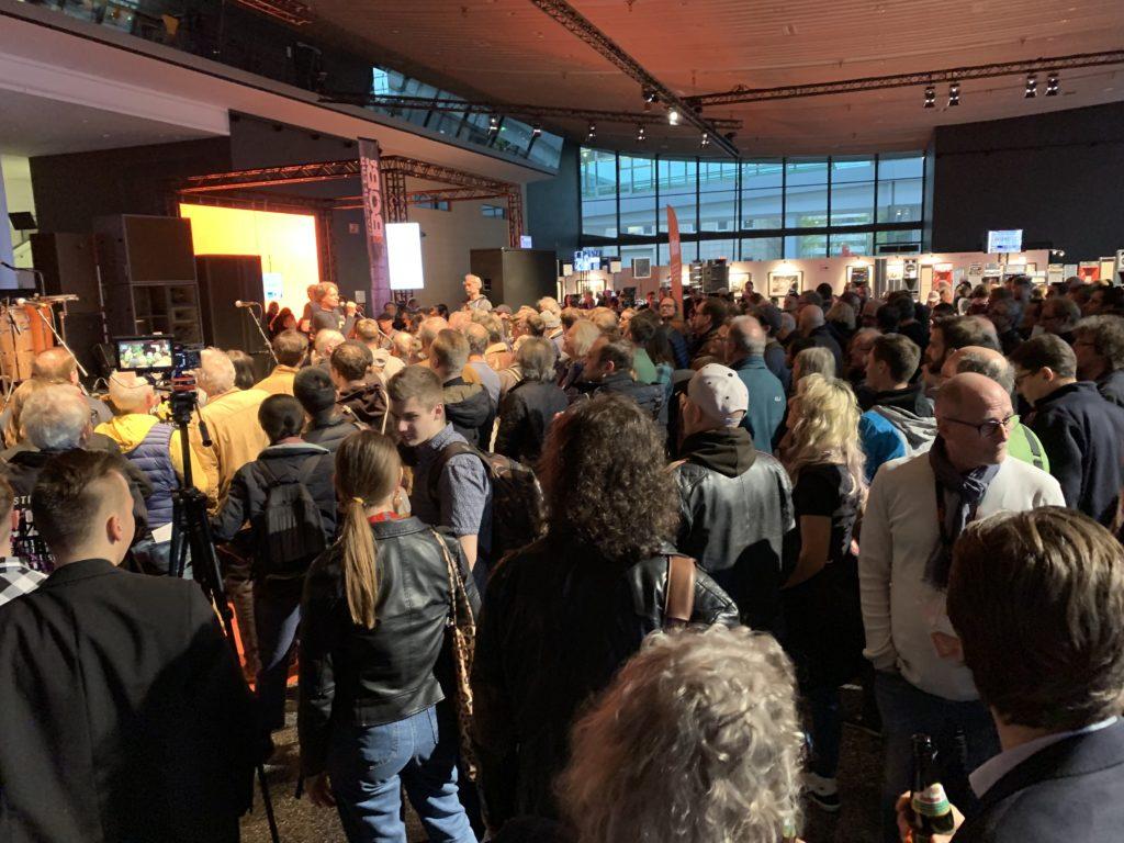 Thomas Blug interview - Bluguitar Amp1 inventor - 2019 Musikmesse