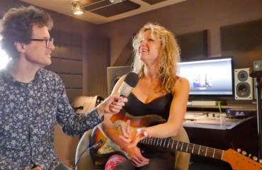 Ana Popovic interview - Guitar in Hand -