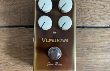 Pedal Review - Vemuram Jan Ray overdrive