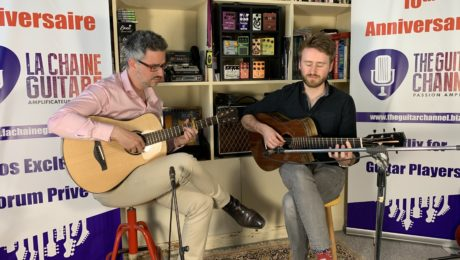 6th International Guitar Rendez-Vous - Will McNicol and Shaï Sebbag interview