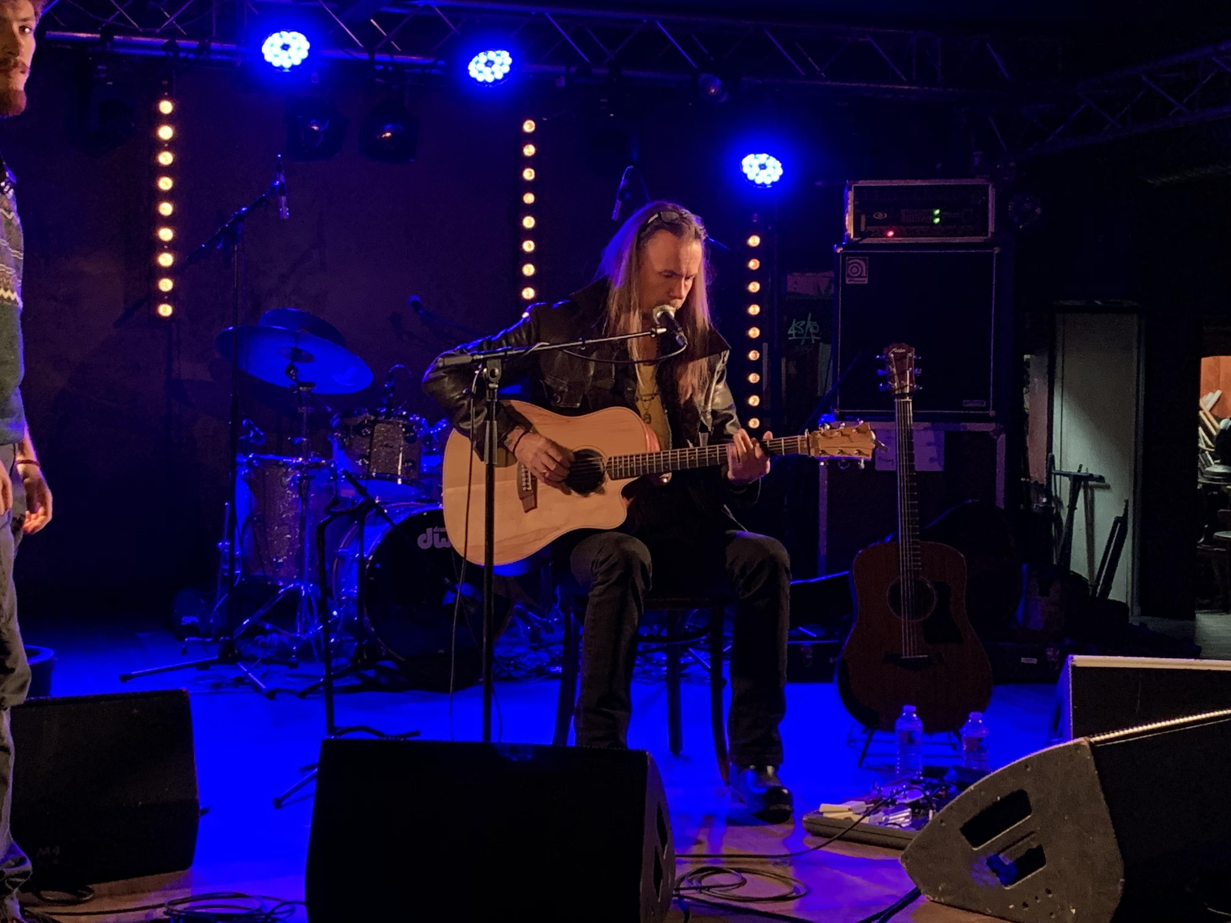 Bjorn Berge interview - Guitar in Hand -
