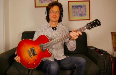 Luthier Guitar Review - Heartbreaker - Christophe Grellier