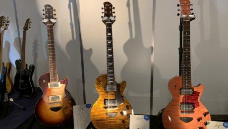 Bizen Guitars luthier interview - 2019 Sound Messe Osaka