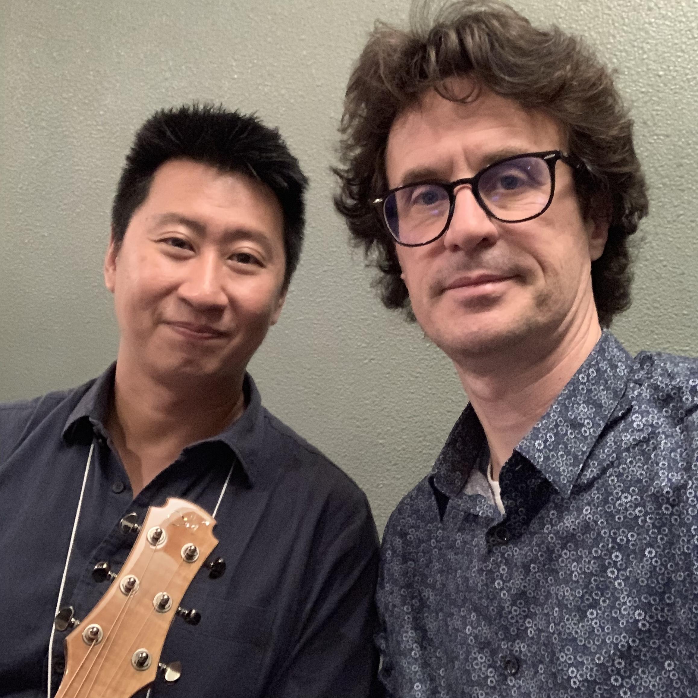 Ho Zen luthier interview - Maestro Guitars - 2019 Sound Messe Osaka