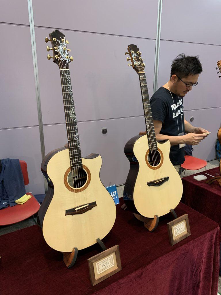 Keisuke Fujii luthier interview - 2019 Sound Messe Osaka