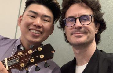 Isaac Jang luthier interview - 2019 Sound Messe Osaka