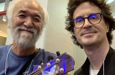 Akio Masuda luthier interview - Water Road Guitars - 2019 Sound Messe Osaka
